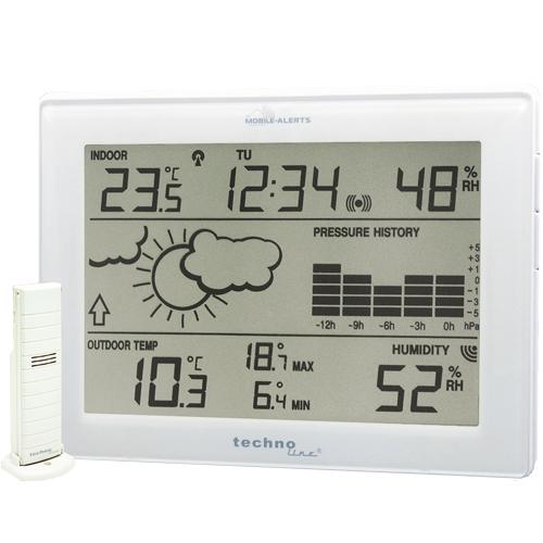 Weerhuisje Mobile alerts MA10410 Weather hub werrstation temp/hygro