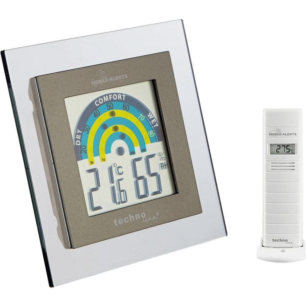 Weerhuisje Mobile alerts MA10260 Weather hub binnenklimaat station