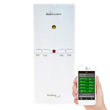 Weerhuisje Mobile alerts MA10860 Weather hub alarmmelder