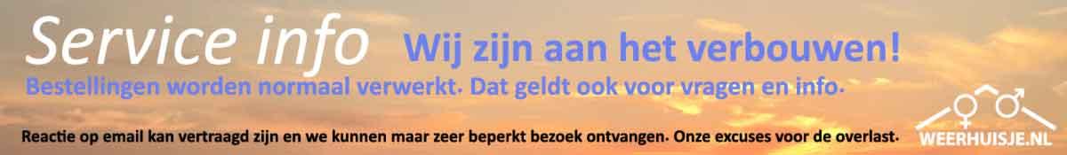 Weerhuisje Oranjekanaal ZZ 23 Hijken