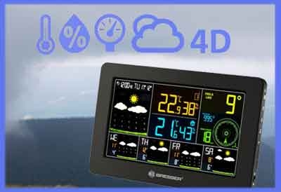Base Weather stations