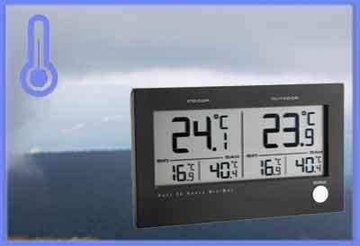Buitentemperatuur