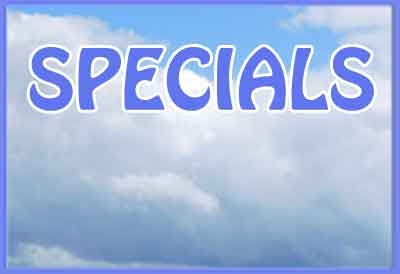 Weather station specials