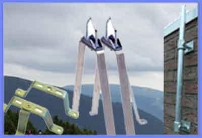 Weerstation masten