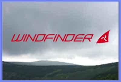 Windfinder weerstations
